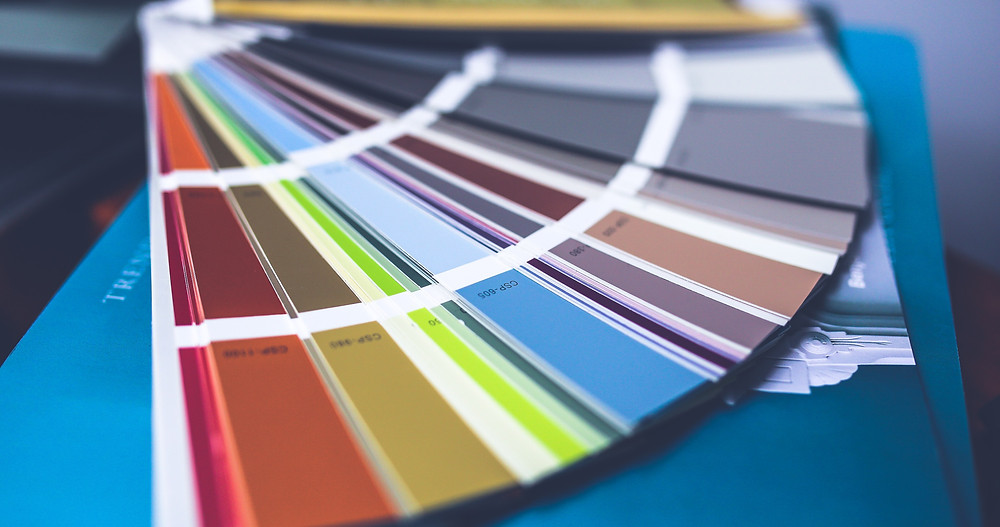 how to choose color palette for banquet hall