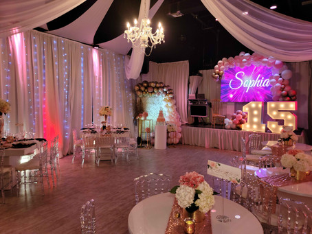 What should you plan for your Quinceanera Party? 🖊️