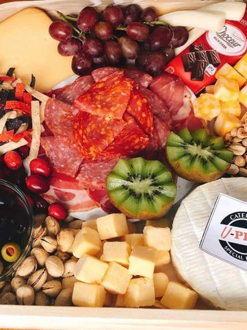 grazing tables for home parties
