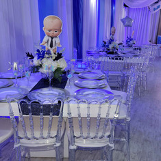 boss baby theme party banquet hall in miami