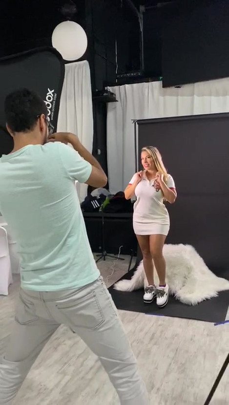 Photo studio video in Kendall Miami