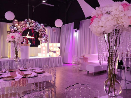 Quinceanera Party Decorating Trends 🎈🎂