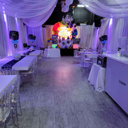 kids party at banquet hall in miami