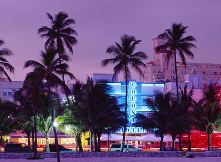 The best places to visit in Miami 🚶
