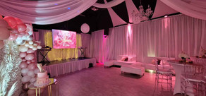 large party venue for birthday parties in miami