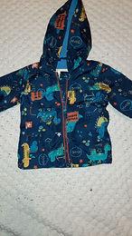 0-3 months rain coat