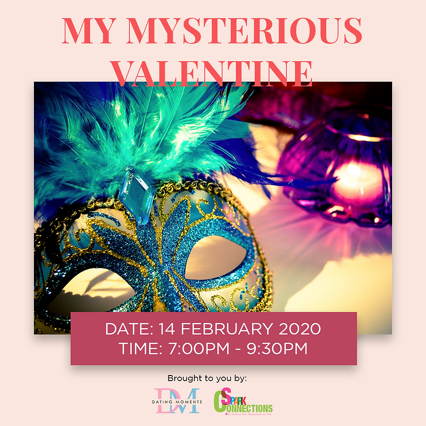 CALLING FOR LADIES! My Mysterious White Valentine (50% OFF)