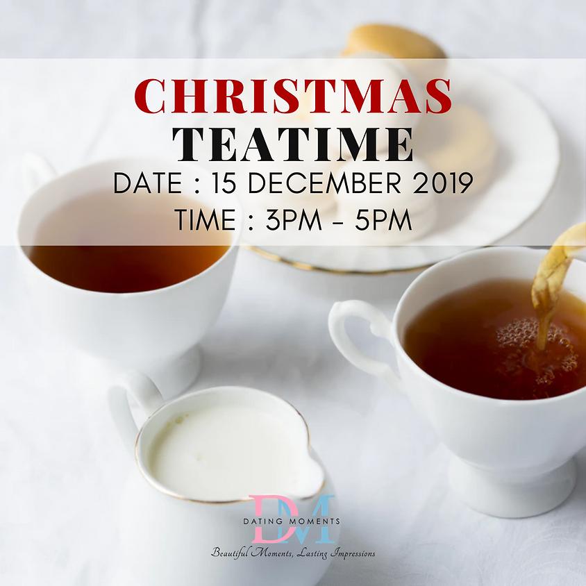 Christmas Teatime (Christian's Special)