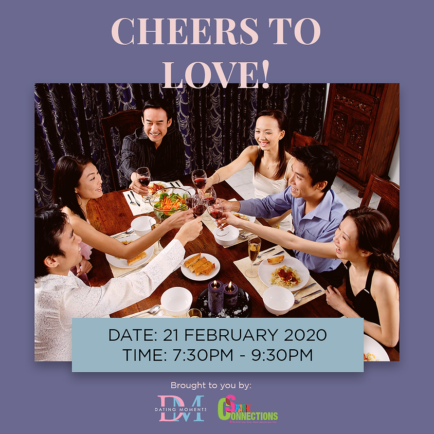 Cheers to Love! (50% OFF)