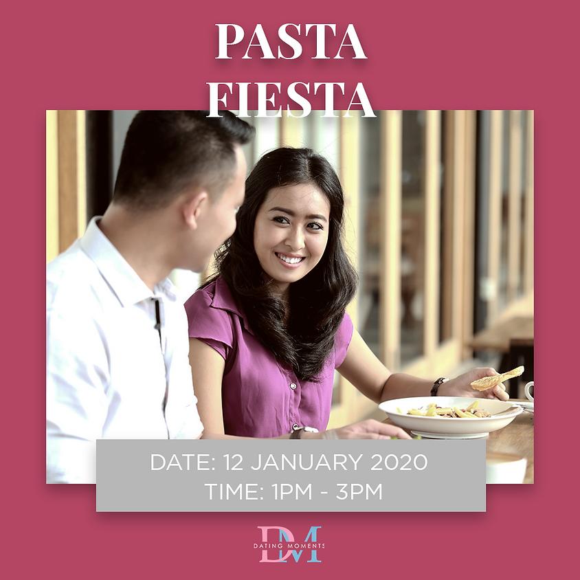 2 MORE SLOTS FOR LADIES! Pasta Fiesta