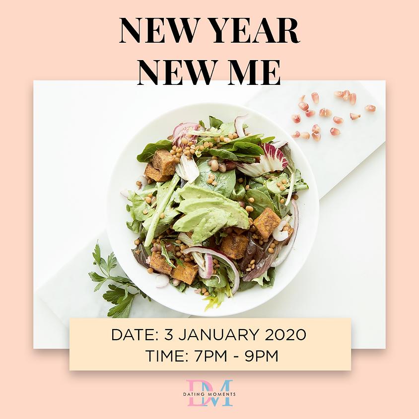 CLOSED New Year New Me (Vegetarian Dinner)