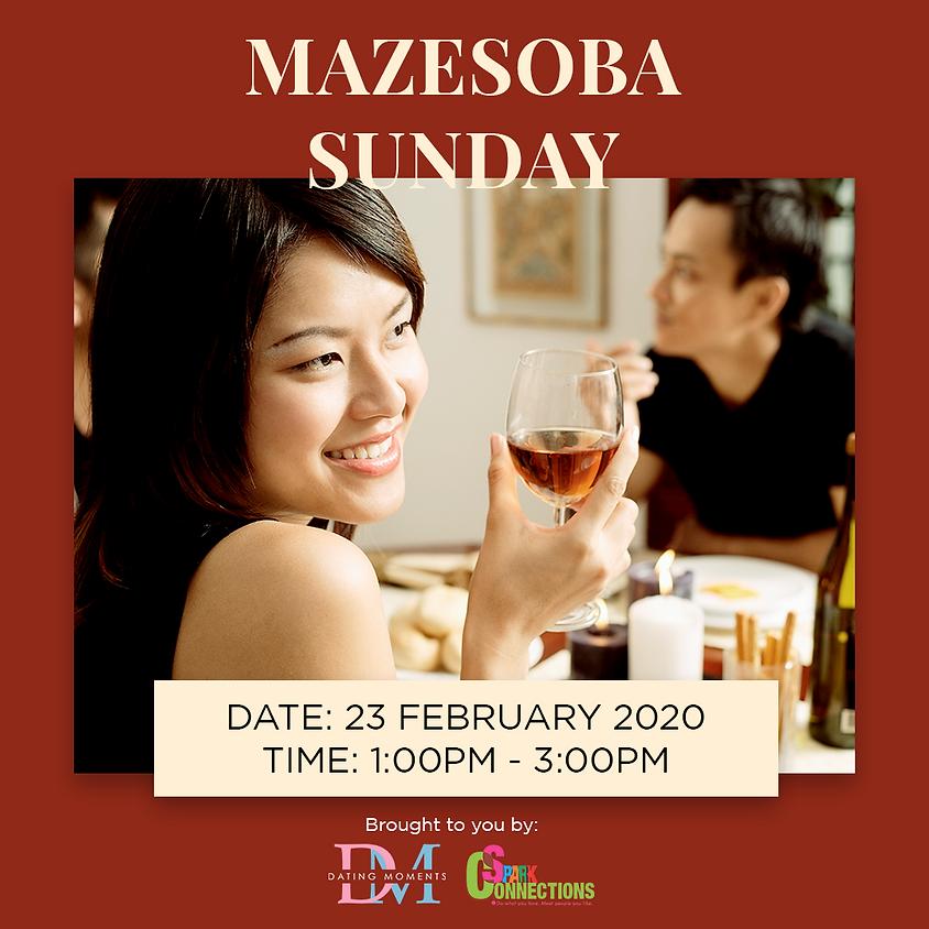 Mazesoba Lunch Date (50% OFF) (2)
