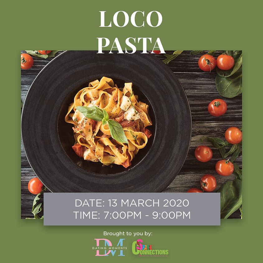 REGISTRATION CLOSED! Loco Pasta (50% OFF)