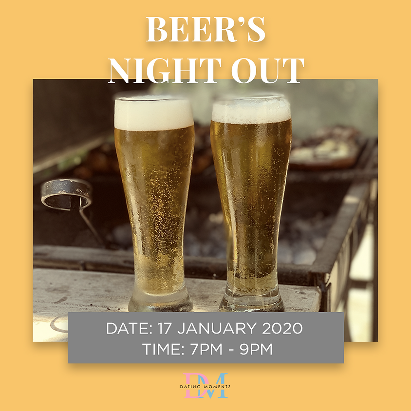 CLOSED Beer's Night Out!
