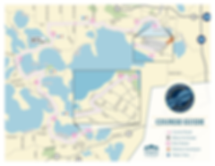 Lake Minnetonka Half Marathon Course