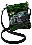 Custom purse, picture purse, logo purse, gift