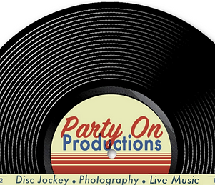 Party On Porductions logo.png