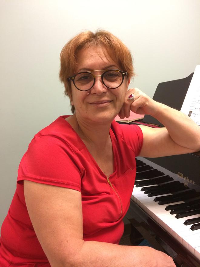 Ketevan   Piano and Music Theory Teacher
