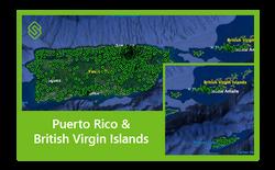 Puerto Rico & British Virgin Islands