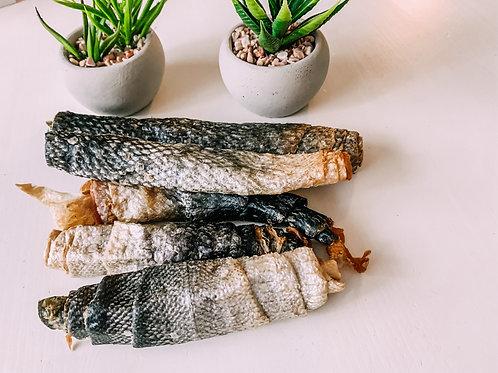 Wild Sockeye Salmon Rolls