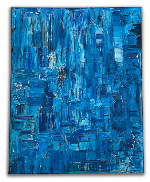 CITY IN BLUE