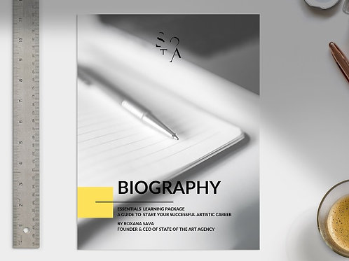 Biography - ESSENTIAL Learning Package