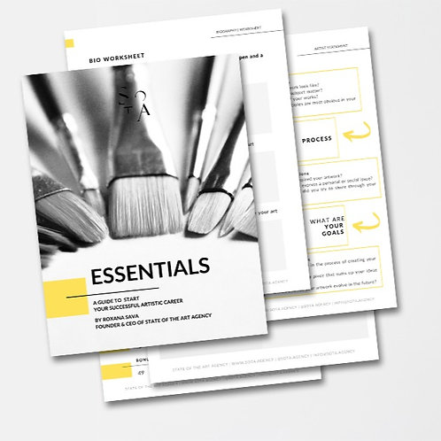 ESSENTIALS - Guide for Successful Artists