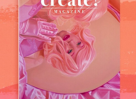 PRESS: Create! Magazine