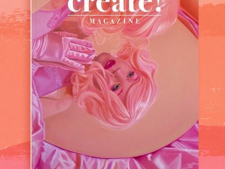 PRESS: Create! Magazine