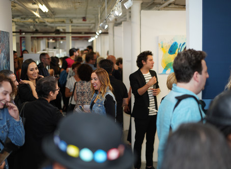 SHADES OF HER   Opening reception Photos