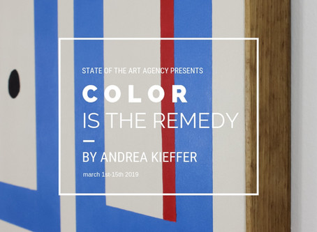 COLOR Is The Remedy by Andrea Kieffer