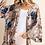 Thumbnail: Bold Floral Print Kimono