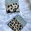 Thumbnail: Leather Leopard Pouch