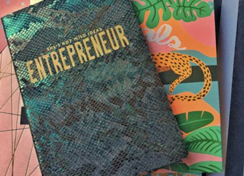 Entrepreneur Notebook