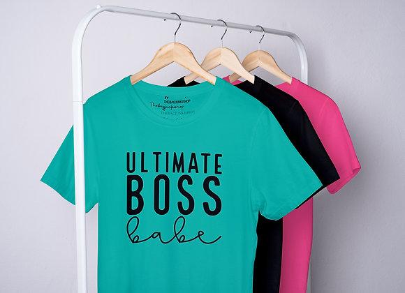 copy of Ultimate Boss Sweatshirt