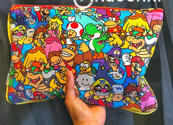 Super Mario Bro's. Clutch