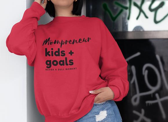 Mompreneur Sweatshirt