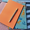 Thumbnail: Leaves Notebook