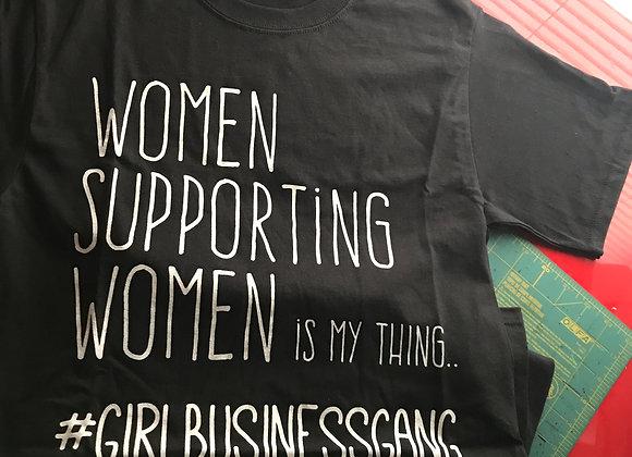 Official Girl Business Gang TEE