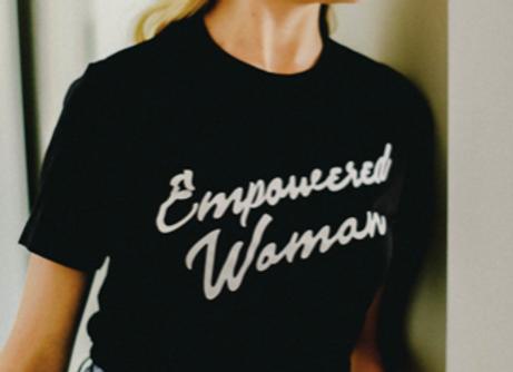 Empowered Woman Tee