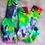 Thumbnail: Nike Tie Dye Socks
