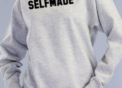 Self Made SweatShirt TEE