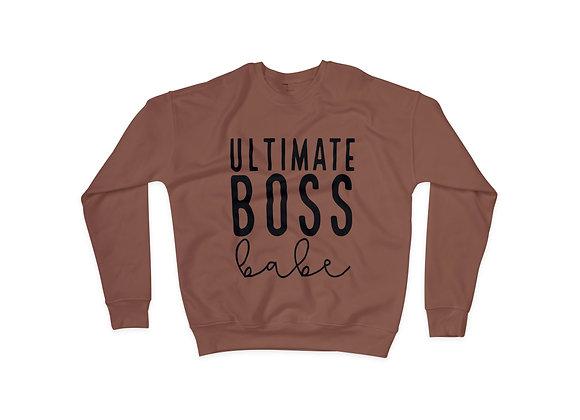 Ultimate Boss Sweatshirt