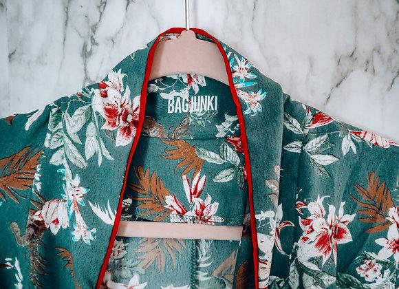 Geisha Inspired Kimono