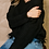 Thumbnail: Distressed and Frayed Up Sweater
