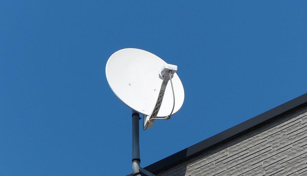 テレビアンテナ工事