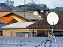 テレビアンテナの調整・交換・修理