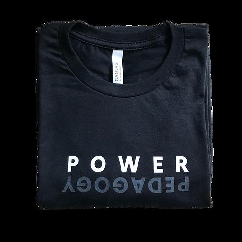 Power x Pedagogy Tee