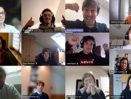 Kako smo izvedli delavnico Digitalno pripovedovanje?