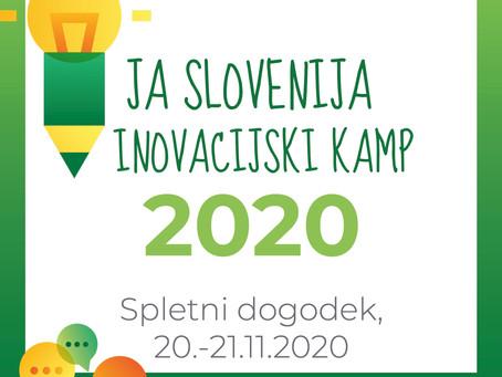 2. Inovacijski kamp 2020